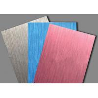 Brushed Aluminum Composite Panel : Linyi brushed serias aluminum plastic composite panel acp