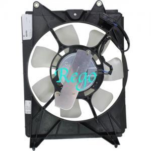 Cheap 19030RSJE01-PFM HO3115159 Car Radiator Cooling Fan Assembly For 2012-2015 Honda Civic SD wholesale