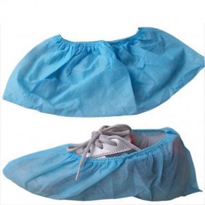 Cheap Blue Disposable Non Woven PP Shoe Cover wholesale