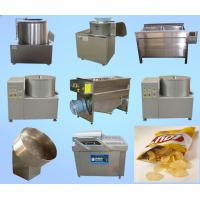 Buy cheap High Performance Potato Chips Production Line Fast Speed ISO Certification from wholesalers