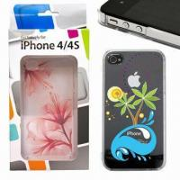 Cheap Custom Shells for iPhone 4/4S, with Neutral Retail Packaging wholesale