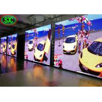 Buy cheap Full Color Stage Background Led Screen 4.81mm Pixel Pitch Video Wall HD BIG from wholesalers