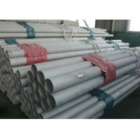 "ASTM A312 TP304 Series Seamless Stainless Steel Pipe , 1 / 2 "" To 60 "" , Sch5s To Schxxs"