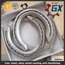 Cheap Wholesale Aluminum Nail Racing Horseshoes wholesale