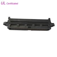 Cheap 32pairs 64Pin TYCO Crimping Type IDC Female RJ21 Connector With Wire Clip wholesale