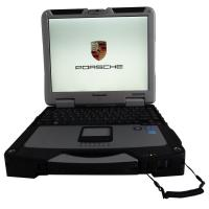 Cheap Porsche PIWIS 2 with Panasonic CF30 laptop with latest version wholesale