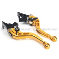 Cheap CNC Finished Motorcycle Brake Clutch Lever CBR600RR Shorty Levers wholesale