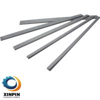 Cheap Oxidation Resistance Carbide Square Bar , Mirror Polishing Tungsten Flat Bar  wholesale