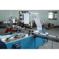 China BOPP A4 Photo Copy Paper Ream Wrapping Machine on sale