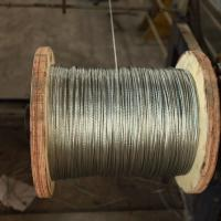 galvanized steel wire strand of nanning-wansheng-steel-cable