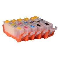 Cheap PGI 650 CLI 651 PGI 750CLI  Canon Replacement Ink Cartridges With Black / Yellow wholesale