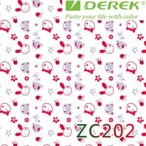ZC202 Bubble Free Digital Printing Doodle Film / Graffiti Sticker Bomb for Car Wrapping