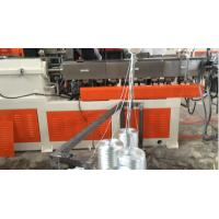 Cheap Glass Fiber Reingorced Twin Screw Compounding Extruder With 200-300kg/H wholesale