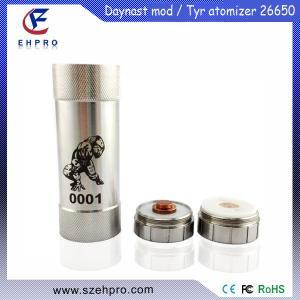 Cheap Mechanical Mod E Cigarette 26650 , stainless steel e cigarette wholesale