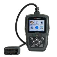 Cheap Update Online XTUNER AM1011 OBDII/EOBD Plus OBD2 Code Reader Scanner wholesale