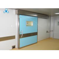 Cheap Automatic Hospital ICU Room Door wholesale