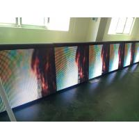 Cheap Sports Perimeter Led Display for football games , basketball sceen with soft mask wholesale