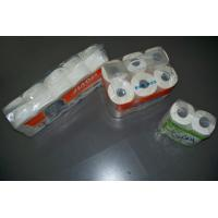 Cheap 4 roll, 12 roll, 10 roll packing virgin Toilet Tissue roll, bath tissue, toilet paper wholesale