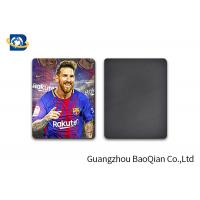 Cheap 3D Fridge Lenticular Magnet Football Star Lionel Andres Messi Printed Pattern wholesale