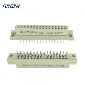 Cheap 2*16pin 32pin Female Press Pin 41612 Socket Eurocard Connector wholesale