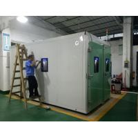 Cheap Laboratory environmental walk in test room accelerated aging climate chamber price wholesale