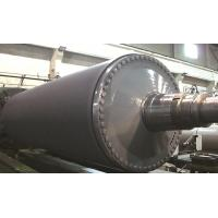 Cheap Paper Making Machinery Using In Press Section Blind Drilled Press Roll For Toilet Paper Machine wholesale