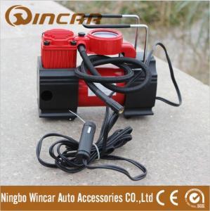 Cheap Auto Mini Air Compressor/12v dc Electric Air Compressor/Portable Tire Inflator wholesale