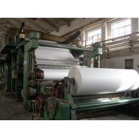 China 2100mm High Quality Toilet Paper Manufacturing Machine on sale