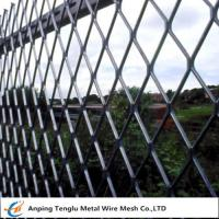 Cheap Expanded Metal Fencing Panels|0.5mm Steel Wire Fencing for Sports Fields China Factory wholesale