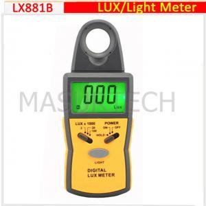 Cheap Digital Illuminance Tester LX881B wholesale