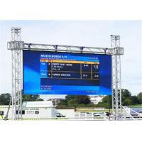 Cheap RGB Full Color SMD P10 HD LED Wall 10mm Outdoor/ Indoor P10 SMD LED Display wholesale