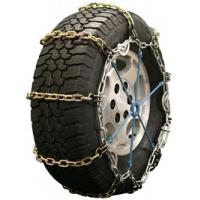 Cheap Alloy Steel Ice Cleat Tire Chains Cam Style Security Tire Chains For Trucks / Cars wholesale