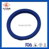 Cheap Equal Shape Sanitary Clamp Gaskets For Pipe Fitting DN10-DN150 Diameter wholesale