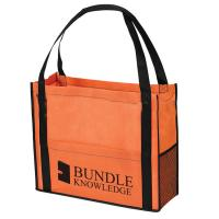 Cheap Personalize Non Woven Sack Bags Eco Friendly Shopping Totes Full Color Printing wholesale