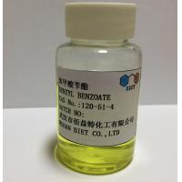 Cheap Benzyl Benzoate, Textile Auxiliary Industry, Plasticizer, Pharmaceutical Industry wholesale