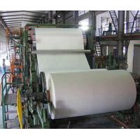 Quality 1575mm Cultural Paper Making Machine for sale