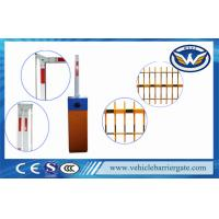 8M Straight Boom Road Barrier Gate Automatic Gate Opener CE / ISO