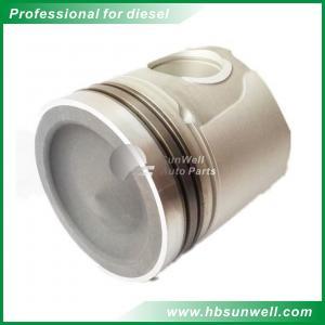 Cheap Original/Aftermarket  High quality Dongfeng Cummins K38  Diesel Engine Piston Kit  3096682 3631244 wholesale