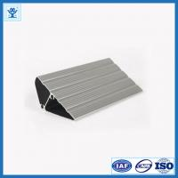 Quality Powder coating aluminum extrusion profiles T5 - T6 temper for ladder for sale