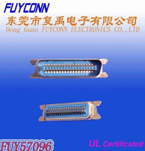 Cheap 50 Pin Male Centronic Clip SMT Connector for 1.6mm PCB Board Certificated UL wholesale