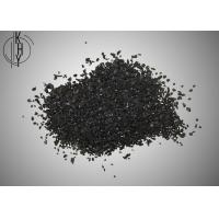 Cheap Drinking Water Treatment Silver Impregnated Activated Carbon Black Granules wholesale