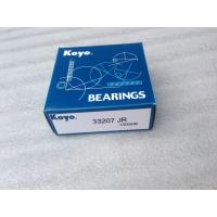 Cheap KOYO 33207JR Single Row tapered roller bearing 35x72x28MM Made in Japan wholesale