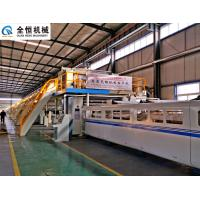 Cheap 250kw Corrugated Cardboard Making Machine Width 1400mm-2500mm Electricity 380V 50Hz wholesale