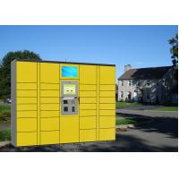 Buy cheap Automatic Smart electronic locker parcel rental locker outdoor from wholesalers