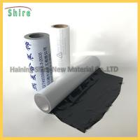 Durable Stainless Steel Protective Film Polyethylene Tape With Acrylic Resin Adhesive