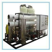 Cheap smart movible seawater desalination reverse osmosis ro water purifier system for industiral drinking wholesale