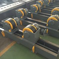 Cheap Single Drive Conventional Welding Turning Roll Rotator Speed Adjust By VFD wholesale