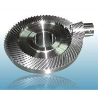 China Spiral Bevel Gears (Machine Tool Parts) on sale