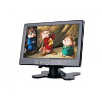 Cheap Touch Button Car Rear View Monitor 16 / 9 Display Ratio With Reverse Guide wholesale