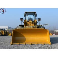 Buy cheap Yellow Color Compact Wheel Loader 632D 652D 655D Heavy Earth Moving Machinery from wholesalers